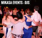 Mikasa Events Wedding and Party DJs